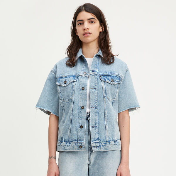 Levi's® Made & Crafted® Field Trucker Jacket