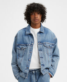 Levi's® Made and Crafted® Oversized Trucker Jacket