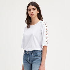 Levi's® Made & Crafted® Boxy Crochet Tee