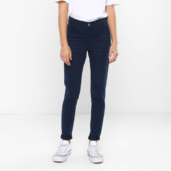 310 White Tab Shaping Super Skinny Pants