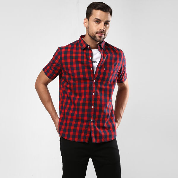 Short Sleeve Sunset Pocket Shirt