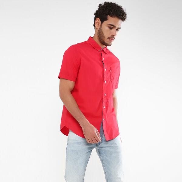 Short Sleeve Sunset Pocket Shirt
