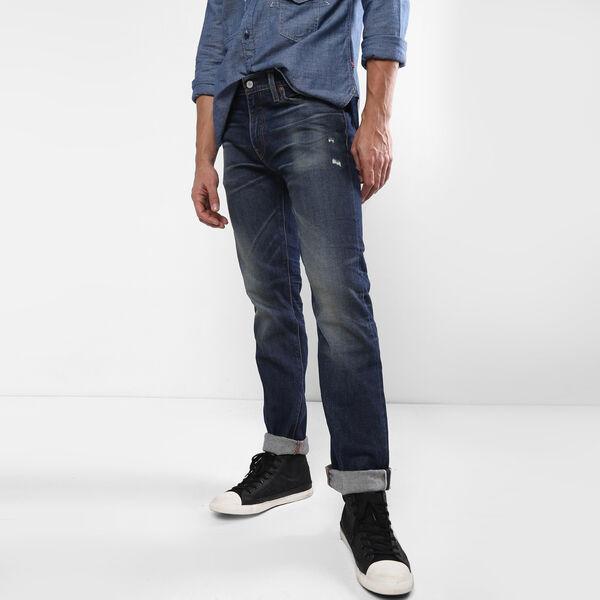 511™ Selvedged Slim Fit Jeans
