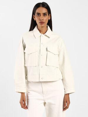 Levi's x Deepika Padukone Long Utility Jacket