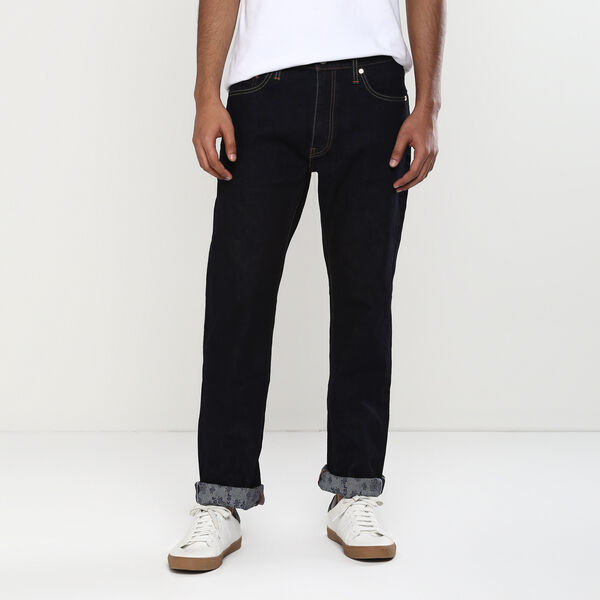 513™ SELVEDGED SLIM STRAIGHT FIT JEANS
