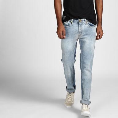 511™ Styled Denim Slim Fit Jeans - Oak Blue Colour   Levi s® India 9f4940bb2f