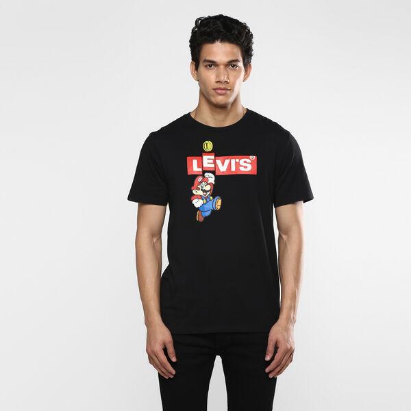 Levi's® x Super Mario Graphic Tee