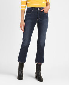 Revel™ High Rise Straight Crop Jeans