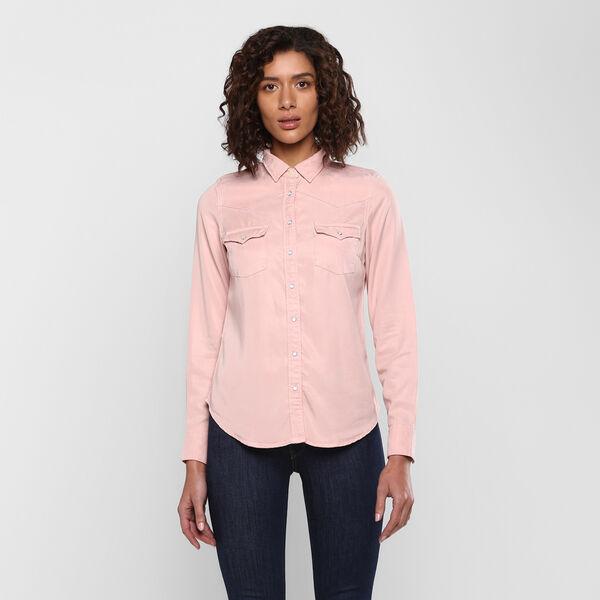 Modern Western Shirt