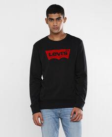 Levi's® Batwing Logo Sweatshirt