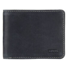 LEVI'S® LEATHER WALLET