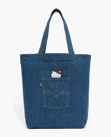 Levi's® x Hello Kitty® Denim Pocket Tote