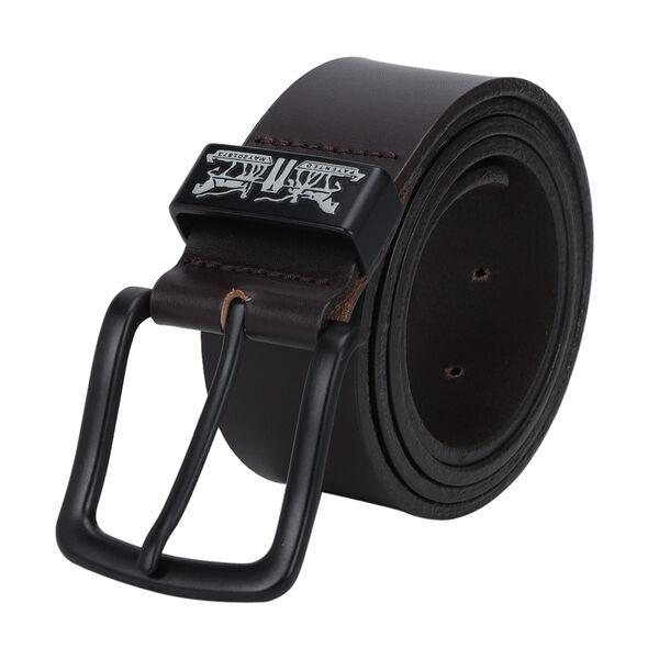 Levi's® Two Horse Pull Metal keeper Belt