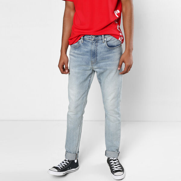 512™ Selvedged Slim Tapered Fit Jeans
