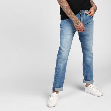 511™ Styled Denim Slim Fit Jeans - Mayo Blue Colour   Levi s® India 928cbfdc3c