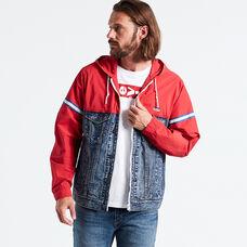 Unbasic Trucker Parka Jacket