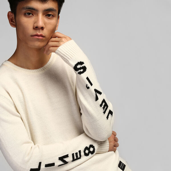 Line 8 Styled Sweater