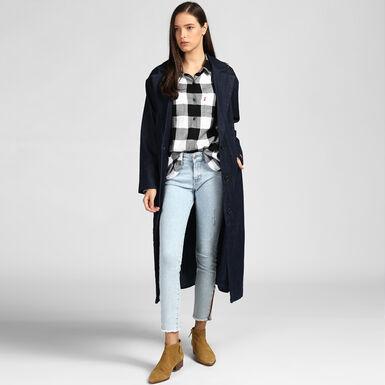 Styled Coat