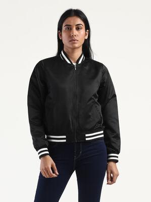 Ribbed Jacket