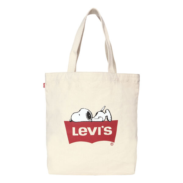LEVI'S® SNOOPY TOTE BAG