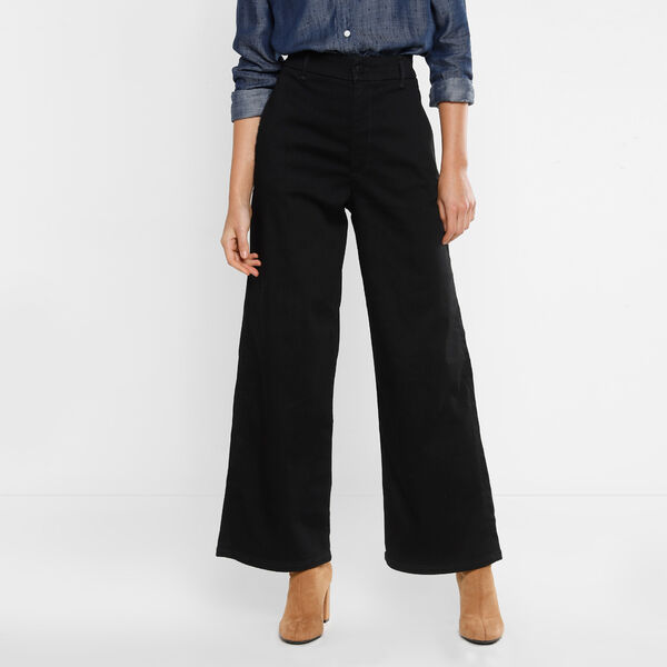 Redloop™ Wide Leg Jeans