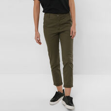 White Tab Skinny Fit Chinos