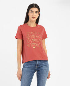 Levi's® CREW NECK Womens T-shirt