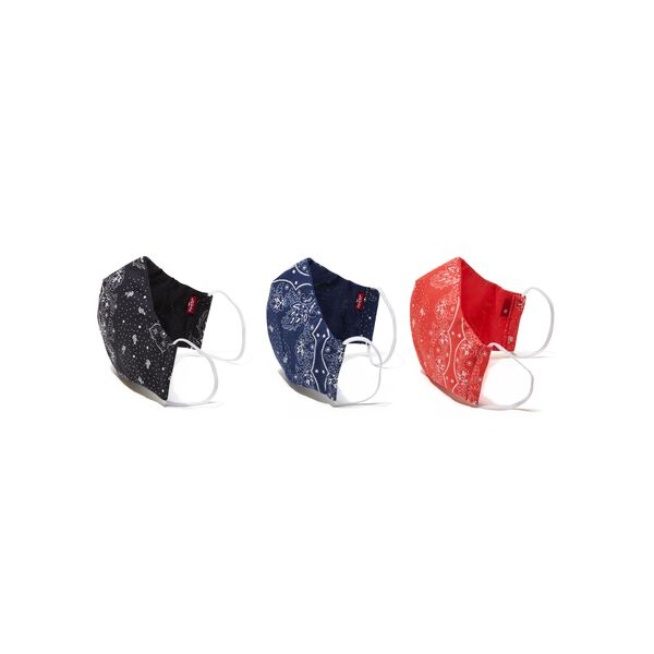 Reuseable Printed Face Mask (Pack of 3)
