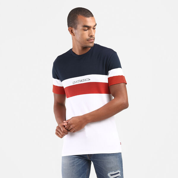 Levi's® Placement Stripe Tee