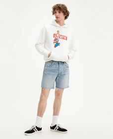 Levi's® x Super Mario 501®'93 Straight Fit Shorts