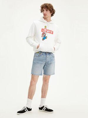 Levi's® x Super Mario 501®'93 Straight Fit Shorts