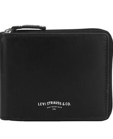 Levi's® Zipper Wallet