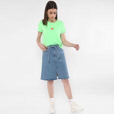 Deconstructed A-Line Skirt