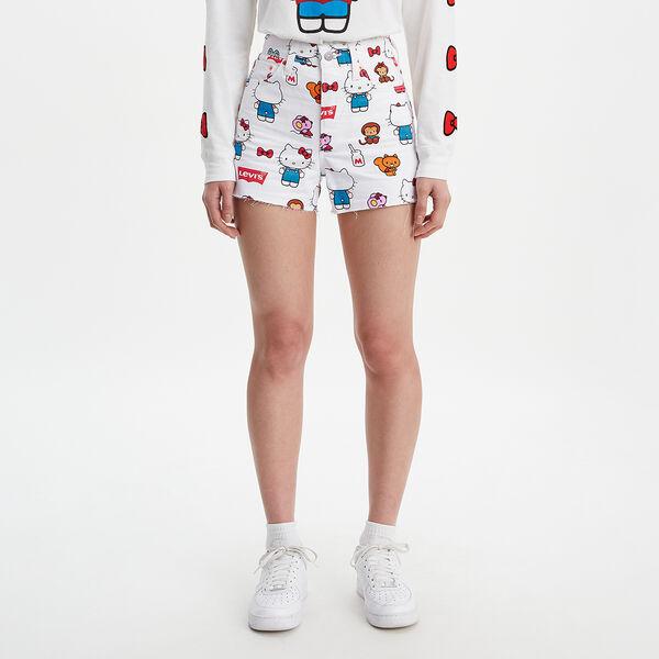 Levi's® x Hello Kitty® Ribcage Shorts