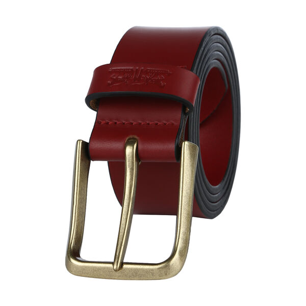 Levi's® Styled Two Horse Pull Keeper Belt