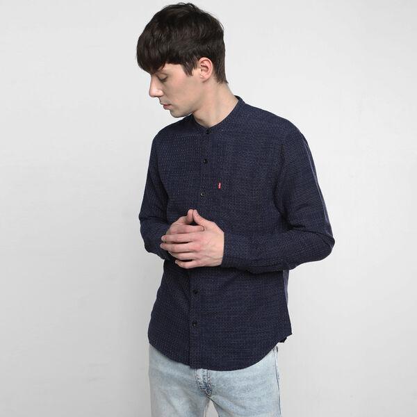 Linen Sunset Pocket Shirt