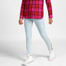 711 Styled Denim Skinny Jeans