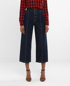 Revel™ Wideleg Cropped Jeans