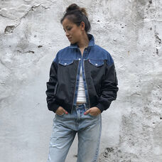 Bomber Trucker Jacket
