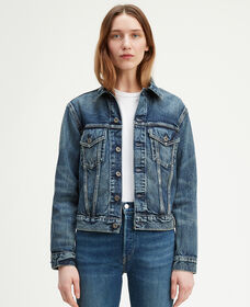 Levi's® Made and Crafted® Boyfriend Trucker Jacket