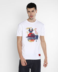 Levi's® x Royal Enfield Graphic Tee