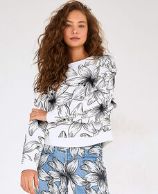 Levi's® x FARM Diana Crewneck Sweatshirt