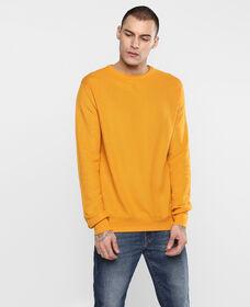 White Tab Sweater