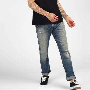 511™ Styled Denim Slim Fit Jeans - Trooper Blue Colour   Levi s® India f77c7a0d52