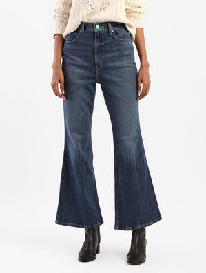 Levi's x Deepika Padukone 70's High Flare Jeans