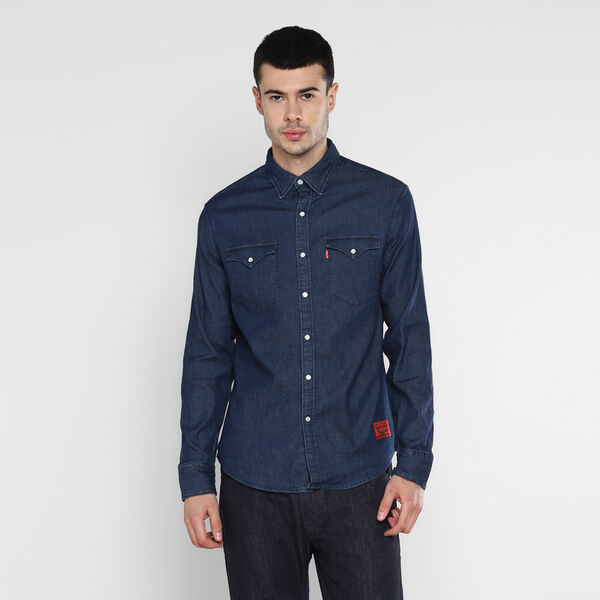 Levi's® x Royal Enfield Western Shirt