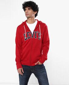Levi's® Graphic Zip-up Hoodie