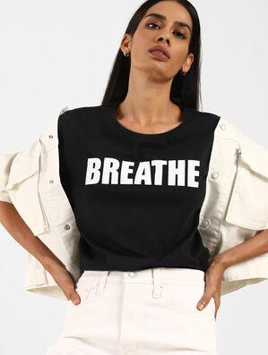 Levi's x Deepika Padukone Breathe Graphic Tee