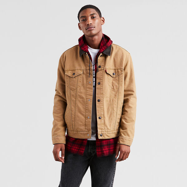 Levi's® X Justin Timberlake Canvas Trucker Jacket