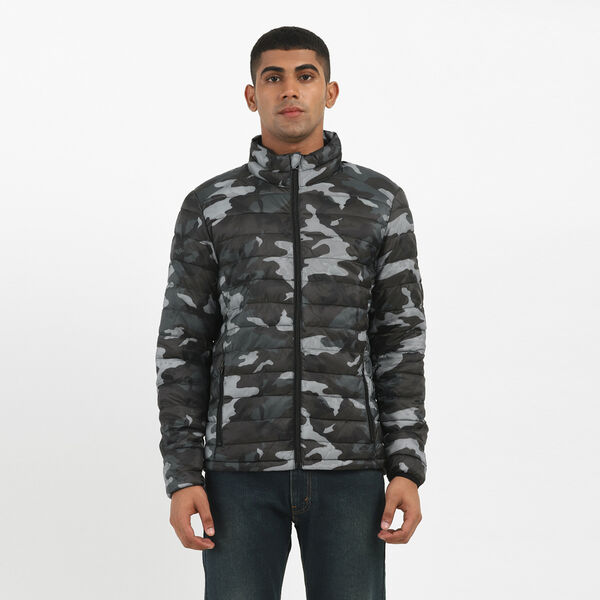 Lightweight Quilted Packable Jacket